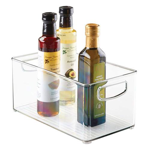 Interdesign Kitchen Binz Storage Box with Handles - Clear (ID 64530)