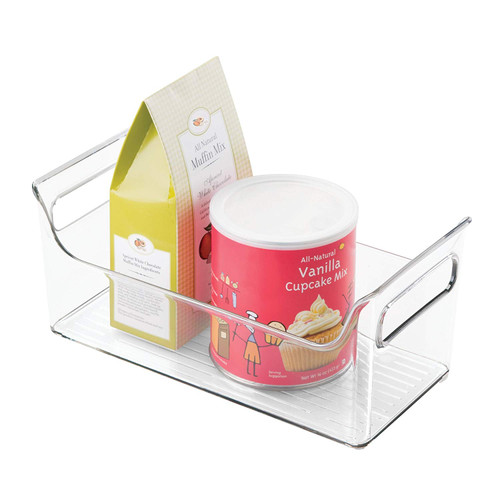 Interdesign Fridge Binz - Portable Condiment Caddy - Clear (ID 72530)