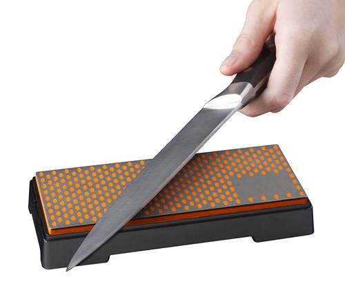 Kitchen IQ Diamond Bench Sharpening Stone - 6 inch (SCP 50076)