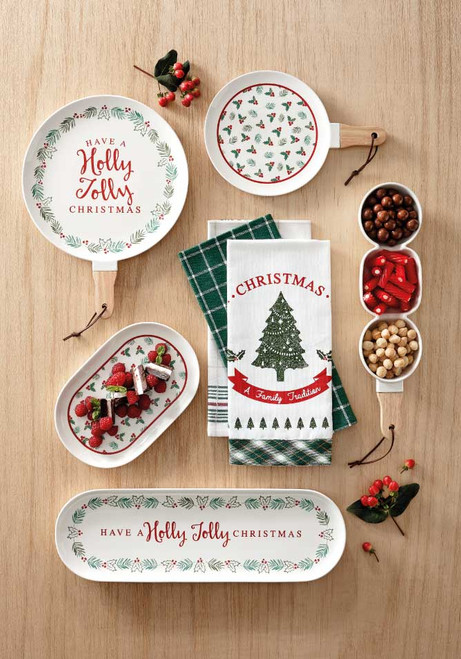Ladelle Christmas Tradition Collection