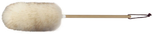 """Wool Shop Premium Classic Lambswool Duster - 18"""" (WS D18)"""