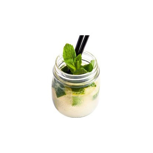 Use the .half- pint Jar for creative food presentations.