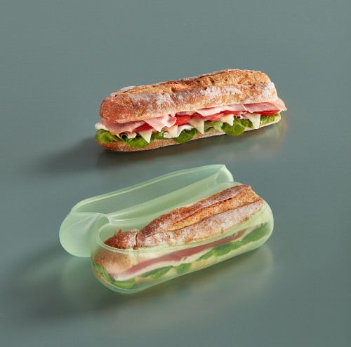 Zero-Waste Lunch Solution for Subs and Heroes.