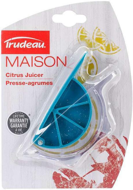 Trudeau Maison Slice Citrus Juicer - Tropical Blue (TR 05115077)