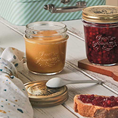 Preserve our favorite jams and butters.
