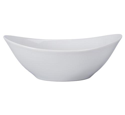 BIA Everyday Bowls Collection - Contessa Bowl - White - 2.5 Qt (80 oz.)