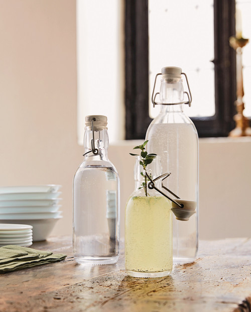 Bormioli Rocco Emilia Collection - Swing Bottles