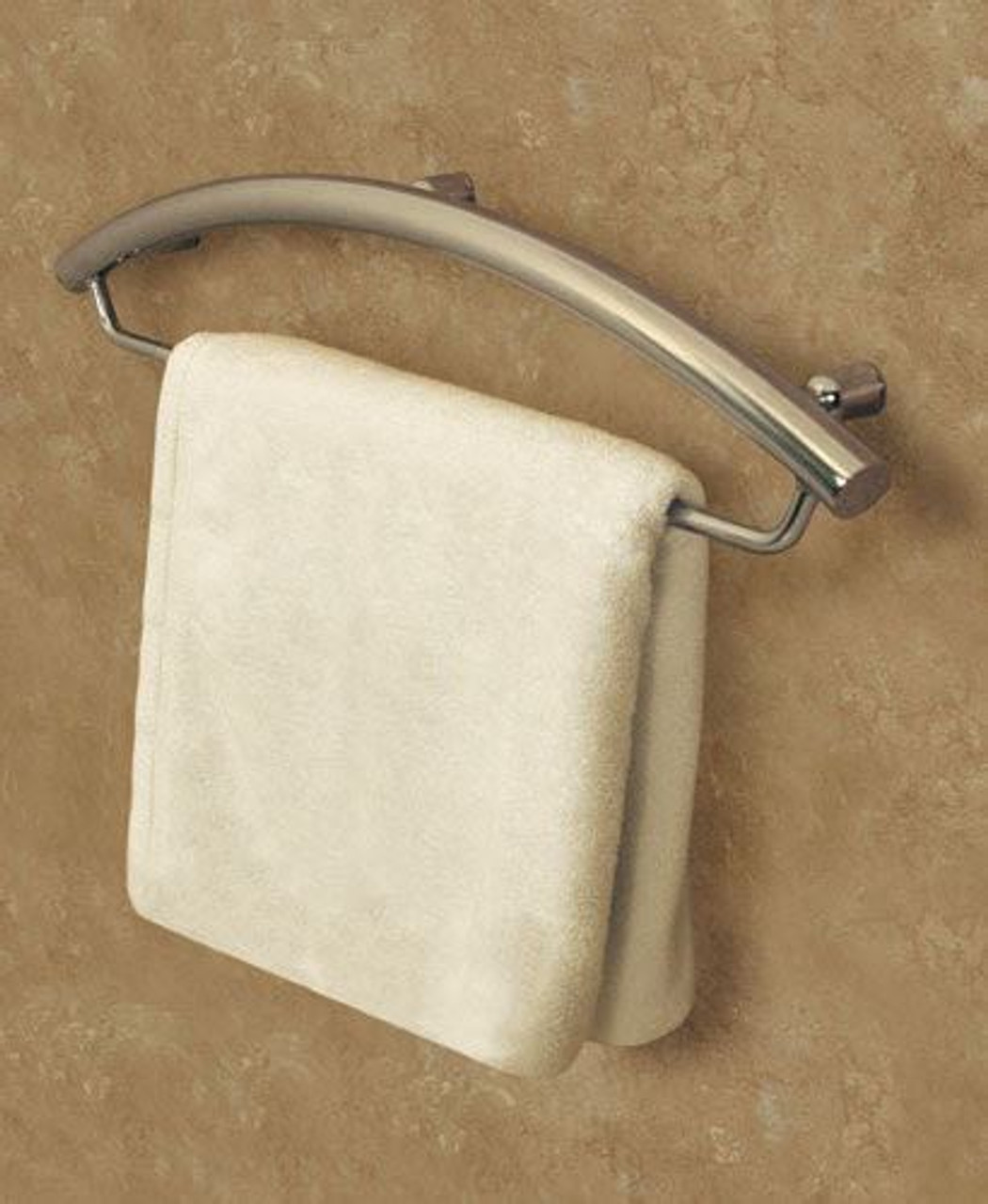 Towel Bar Grab Bar 24 Inch Invisia Collection 500