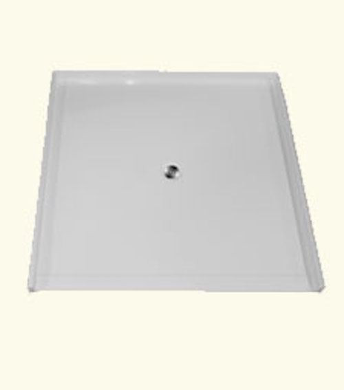 60 X 48 Inch Curbless Shower Base
