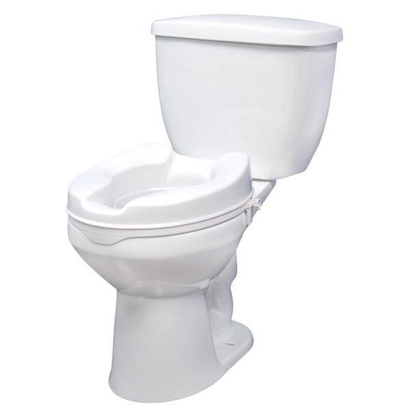Brilliant Raised Toilet Seat 2 4 6 Inch Heights Available Creativecarmelina Interior Chair Design Creativecarmelinacom