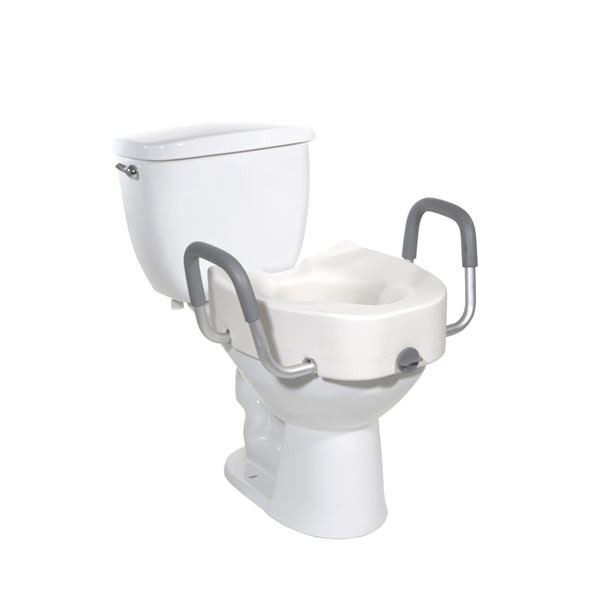 Amazing 5 Raised Toilet Seat With Arms Drive Medical Pdpeps Interior Chair Design Pdpepsorg