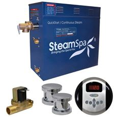 Steam Shower Kit