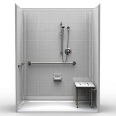 ADA Shower | Code Compliant Showers