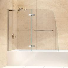 Frameless Bathtub Doors
