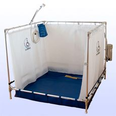 Portable Indoor Showers | Temporary Showers