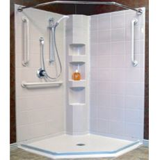 Corner Shower | Neo Angle Shower