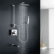 Bathtub & Shower Faucets