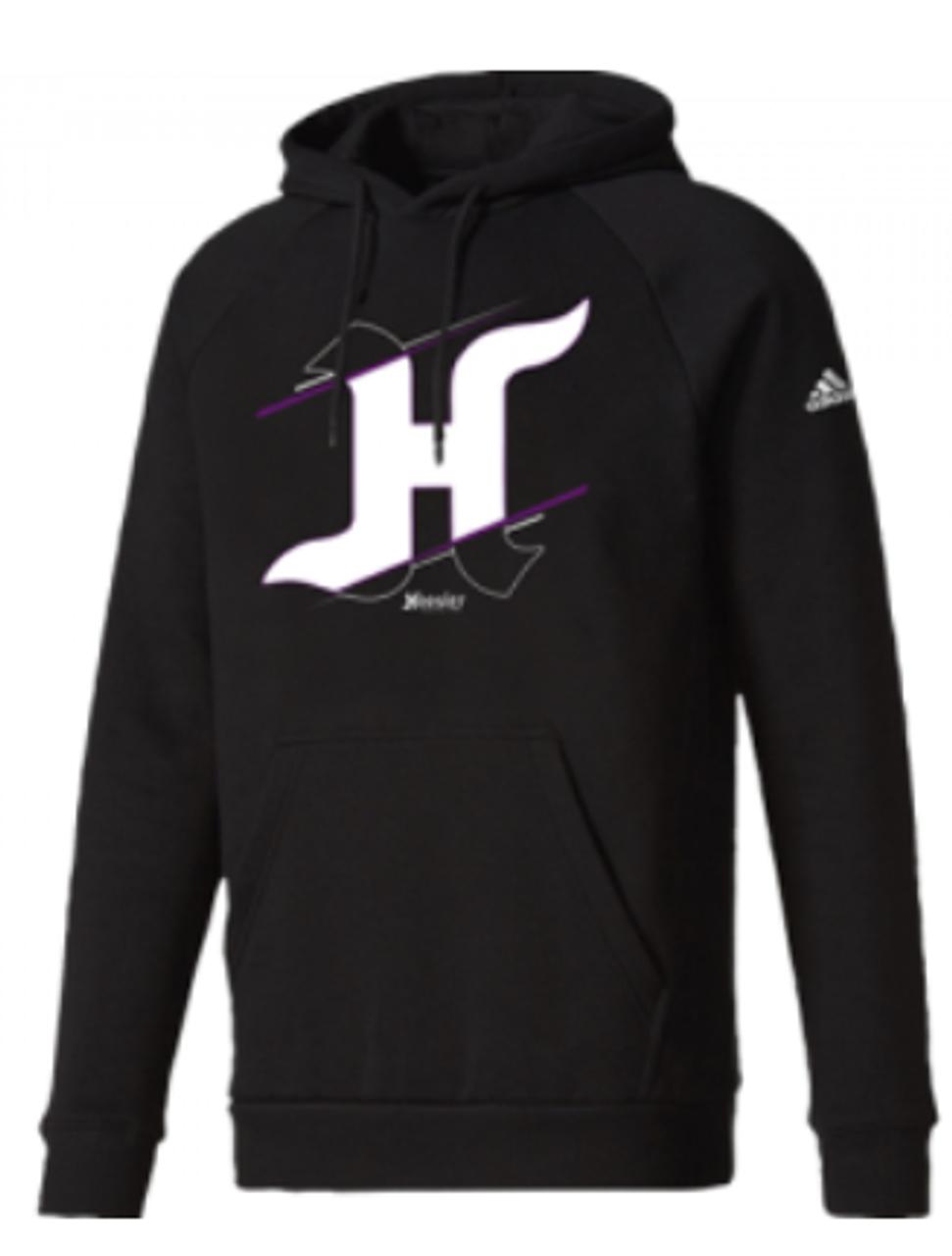 Hoosier Adidas Hoodie