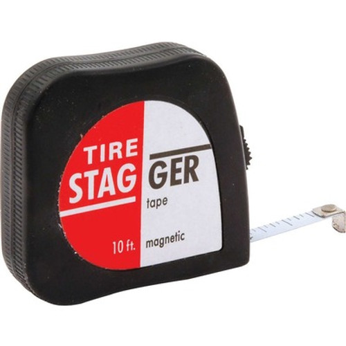 Tire Stagger Tape