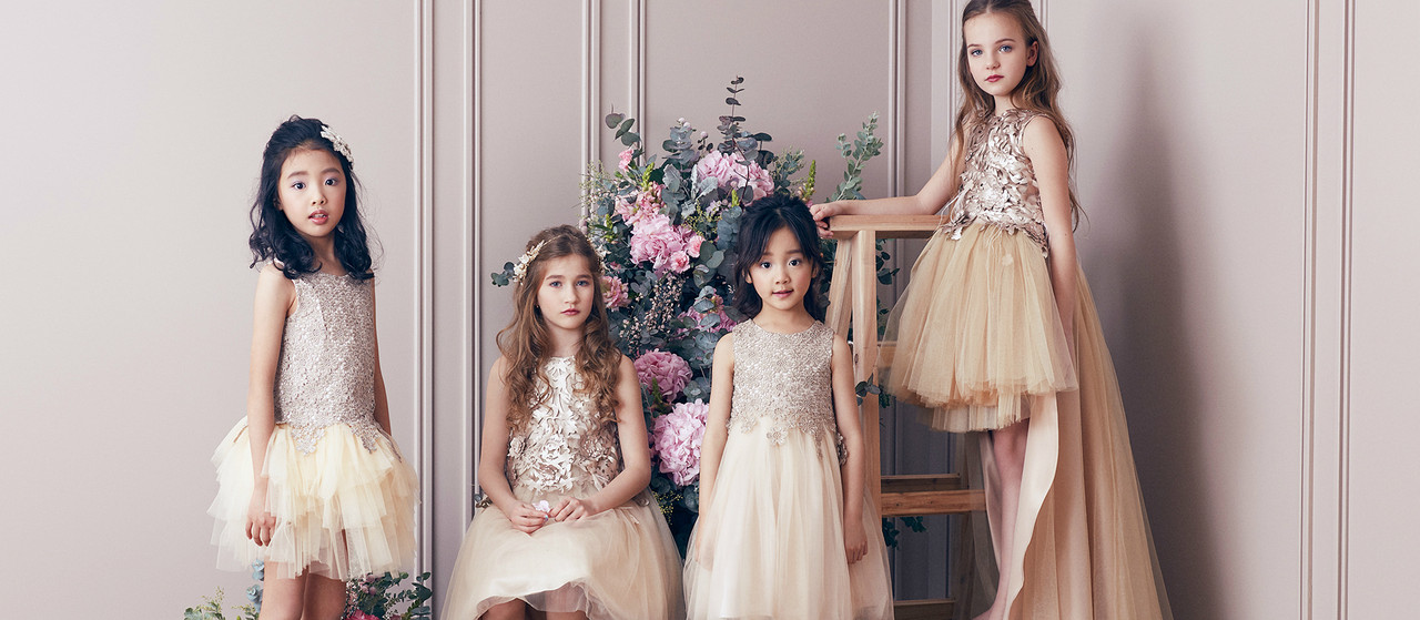 Flower Girl Dresses Under 80