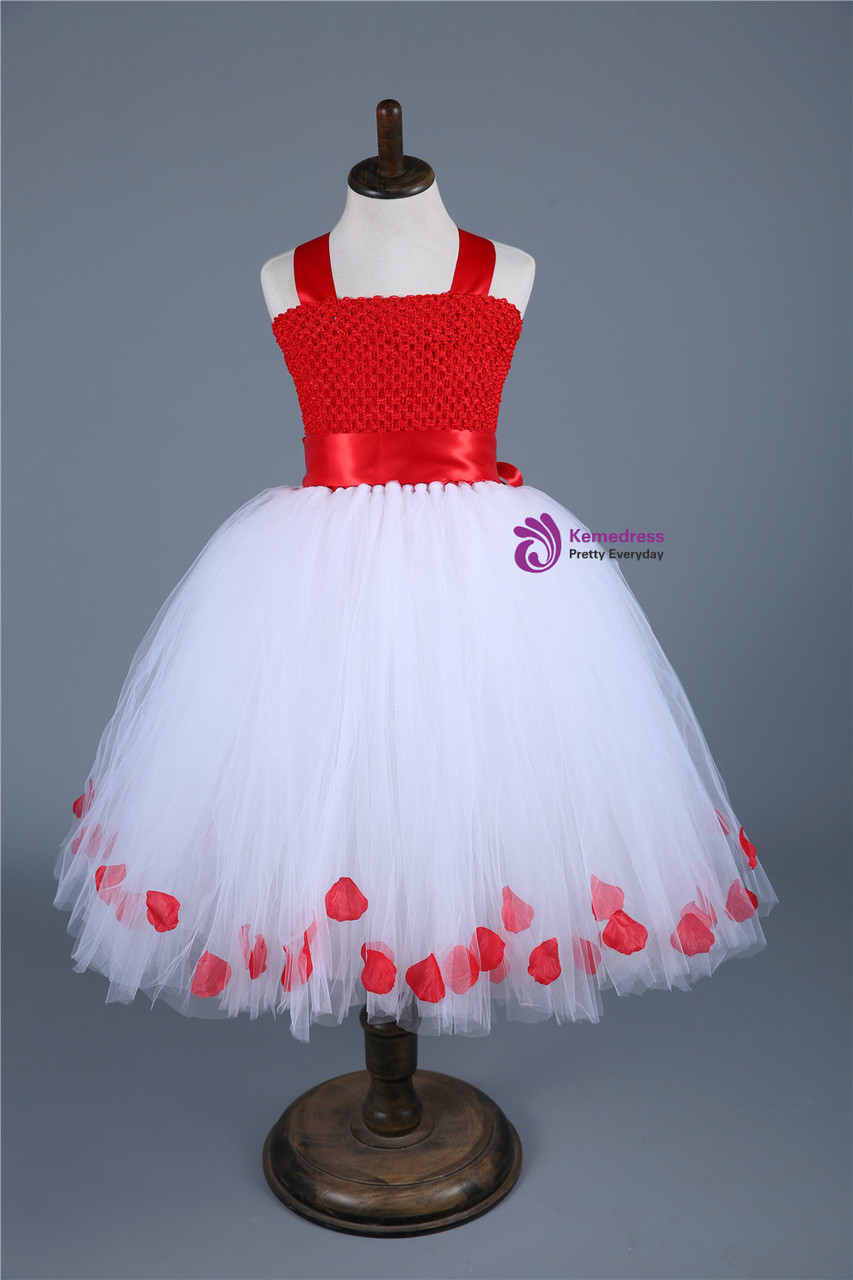 Oucan Baby Summer Girls Clothes Applique Princess Dress Children Tutu Mesh Clothes