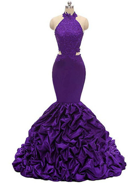Pretty Purple Prom Dresses