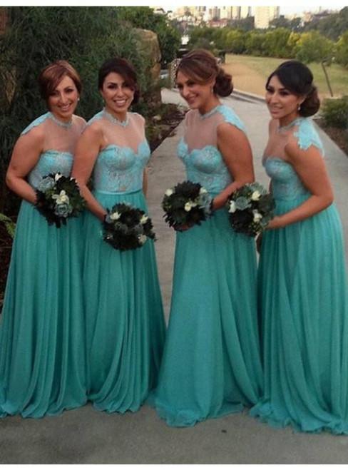 Cheap bridesmaid dresses 2017 Bridesmaid Dresses 2017 Hot Sale A-line Sleeveless