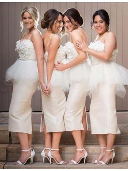 Cheap bridesmaid dresses 2017 Bridesmaid Dresses 2017 Customized Mermaid Sleeveless