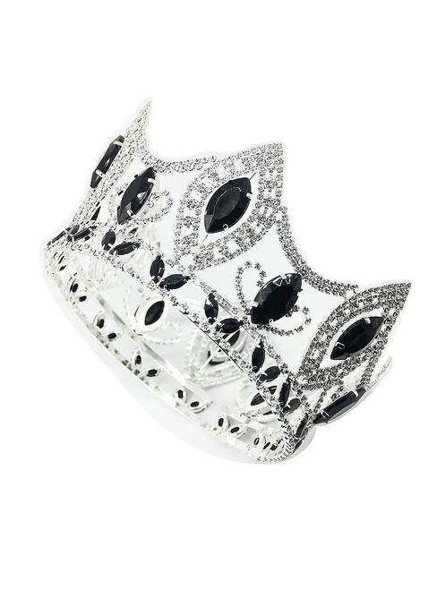 Brides Crystal Rhinestone Luxury Birthday Crown