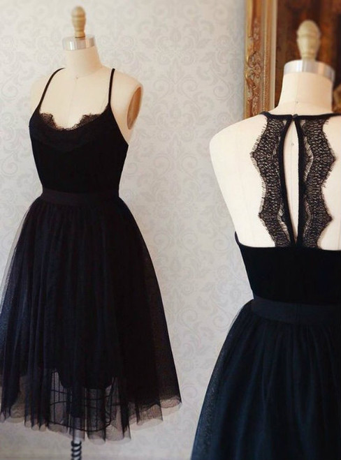Halter Homecoming Dresses A-line Homecoming Dresses