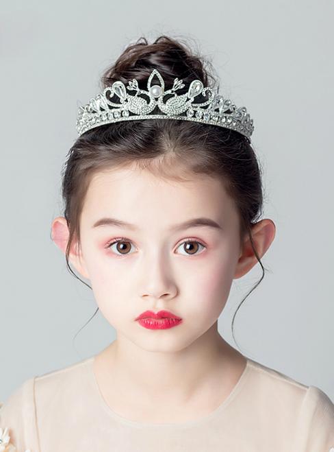 Children's Crown tiara Princess Girls Crown Diamond