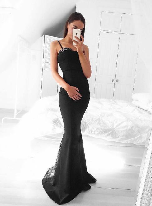 Cheap prom dresses 2017 Lace Prom Dress Mermaid Prom Dress Fashion Prom Dress