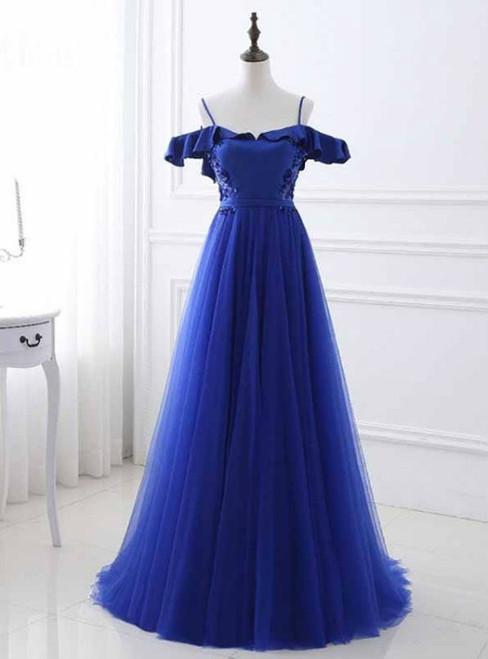 Evening Dresses 2017 straps prom dresses off shoulder dresses 2017