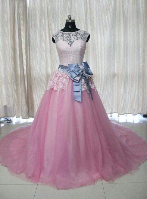 Cheap Quinceanera Gowns 2017 Debutante Sweet 16 Princess Dresses Pink Quinceanera Dresses