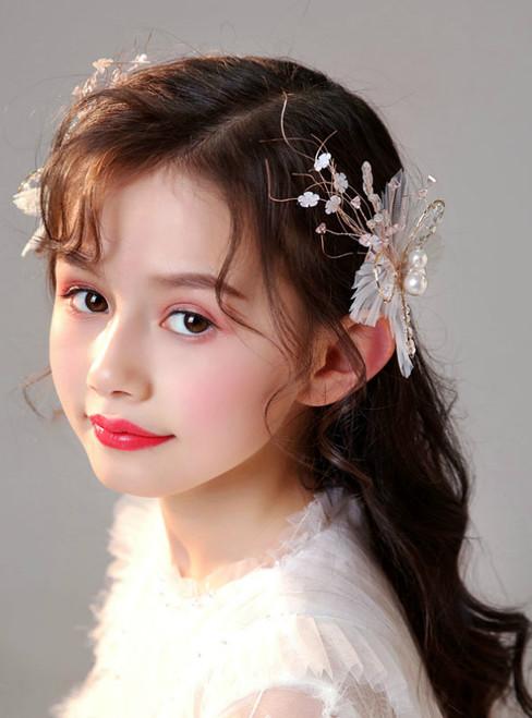 Children's Hair Accessories Girls' Headdresses Children's Hair Clips
