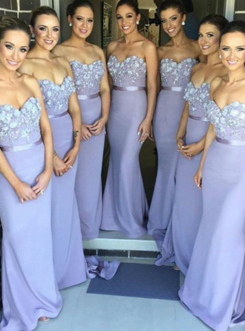 Long Bridesmaid Dresses Elegant Bridesmaid Dresses Sweetheart Bridesmaid Dresses