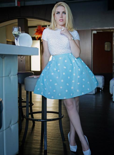 Short Homecoming Dress Taffeta Homecoming Dress Cap Sleeve Homecoming Dress