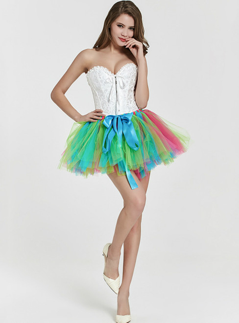 Adult Fashion Hand-woven Tutu Skirt