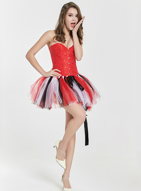 Women Fashion Hand-woven Tutu Skirt