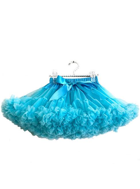 Sky Blue Princess Halloween Tutu Skirt