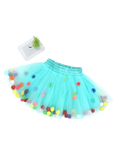 Girls Green Tutu Skirts