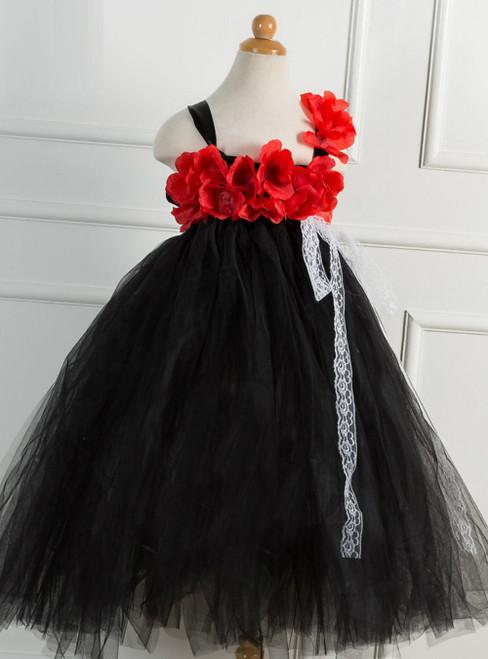 Handmade Tulle Tutu Party Girls Dress
