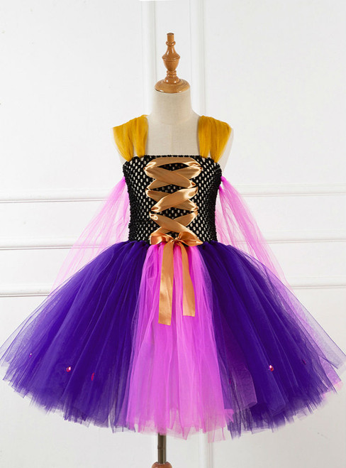 Girls Cosplay Tulle Tutu Dress