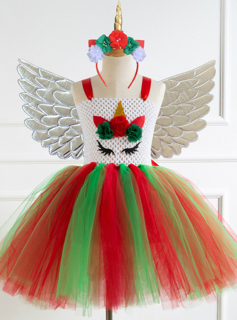 Girls Tulle Tutu Dreams Dress