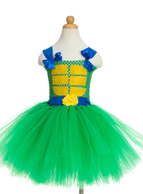 Halloween Cosplay Tortoise Costume Girl Tutu Dress