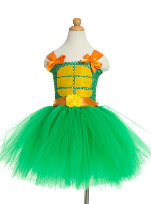 Halloween Cosplay Tortoise Tulle Tutu Dress