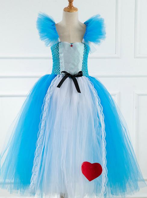 Christmas Maid Love Tulle Tutu Dress
