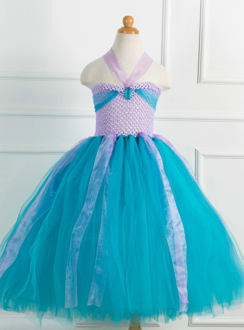 Frozen Birthday Party Tulle Tutu Dress