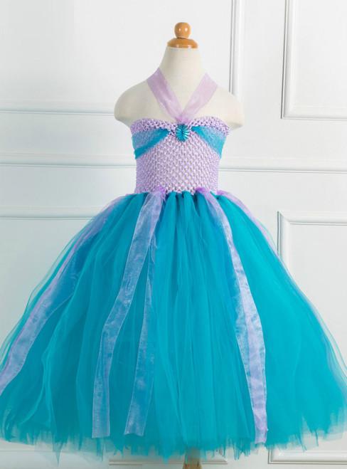 Frozen Birthday Party Tulle Tutu Dress