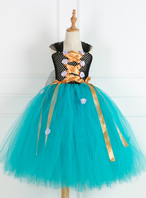 Cosplay Costume Princess Tulle Tutu Dress